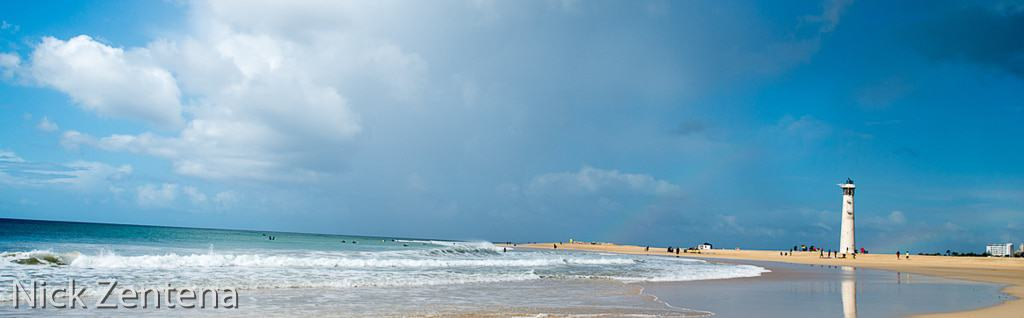 Jandia Fuerteventura lighthouse Beaches of Morro Jable