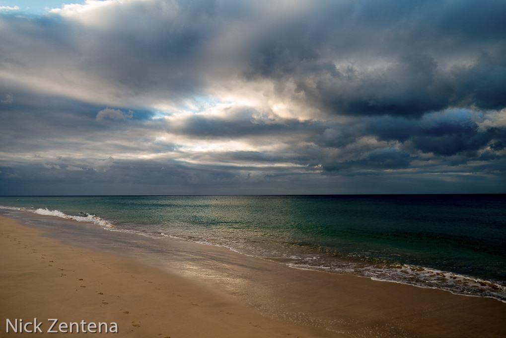 Jandia Fuerteventura sunrise