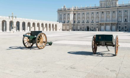 Rehearsal Cambio de Guardia y Relevo Solemne en el Palacio Real rehearsal