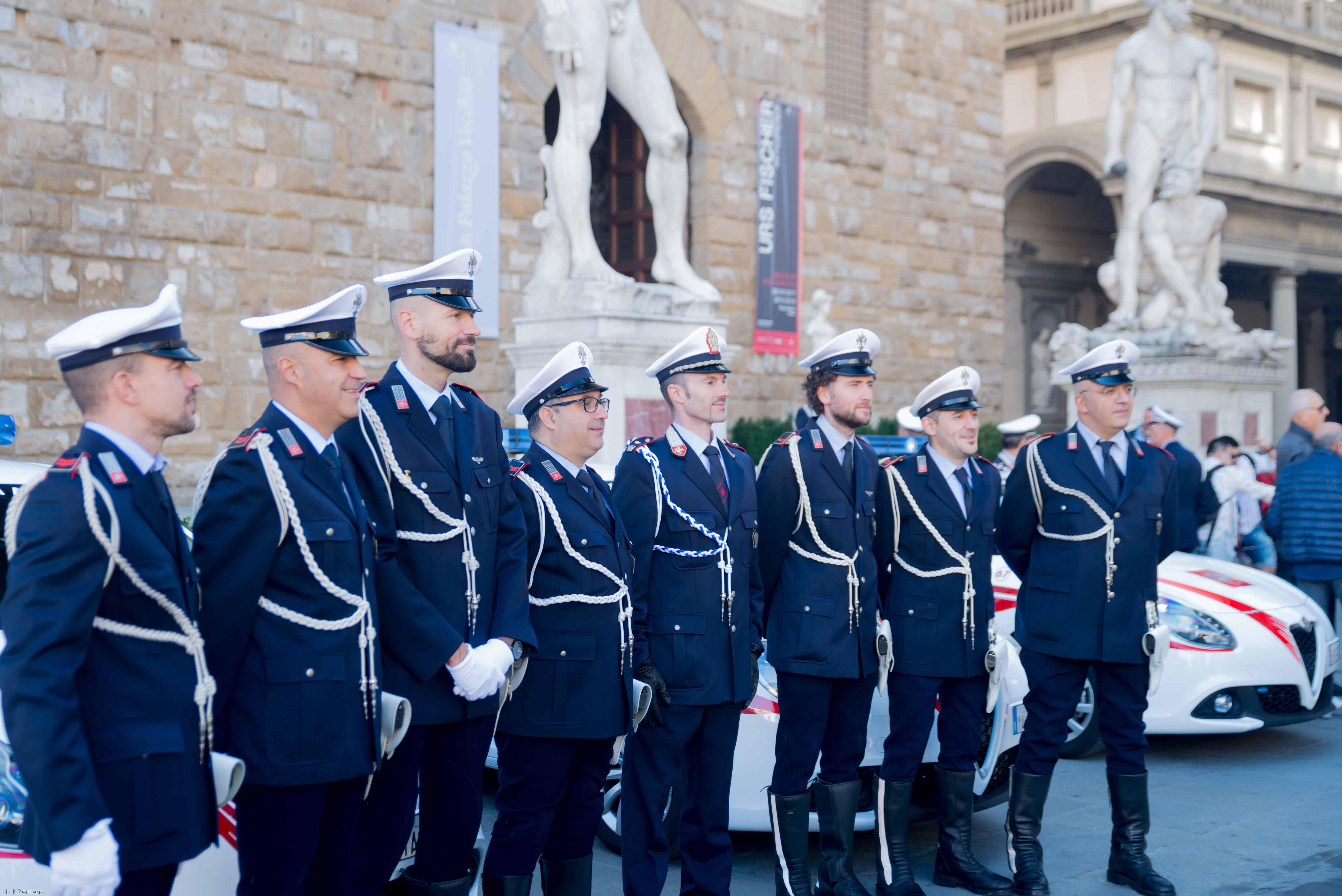 Florence municipal police