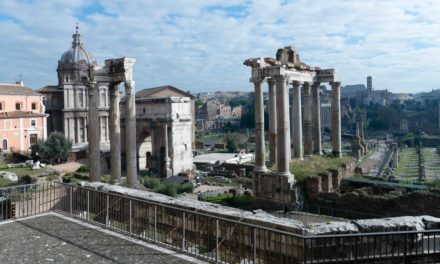 Central Rome and it's Classical zone